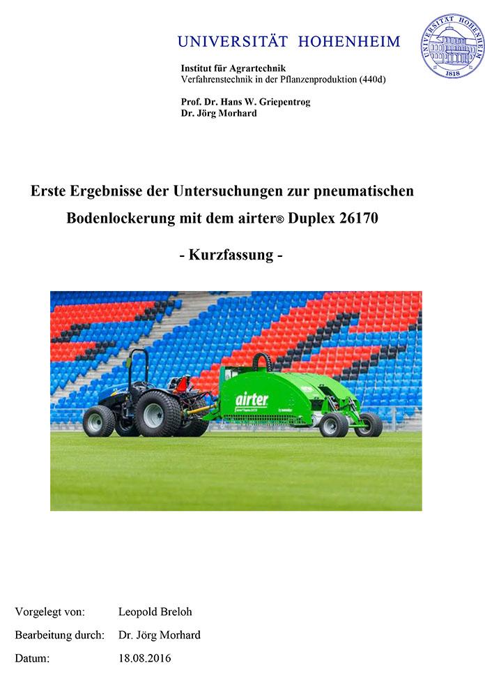 airter® von Novokraft AG Basel